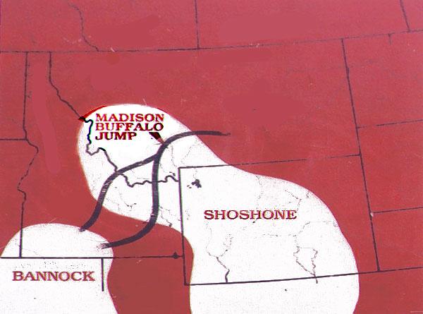 Madison Buffalo Jump