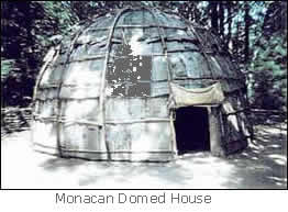 Monacan Domed House