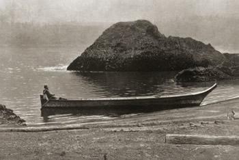Chinook Canoe